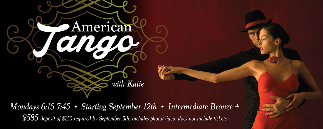 American Tango with Katie