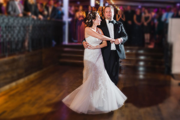 Philadelphia Wedding Dance Lessons