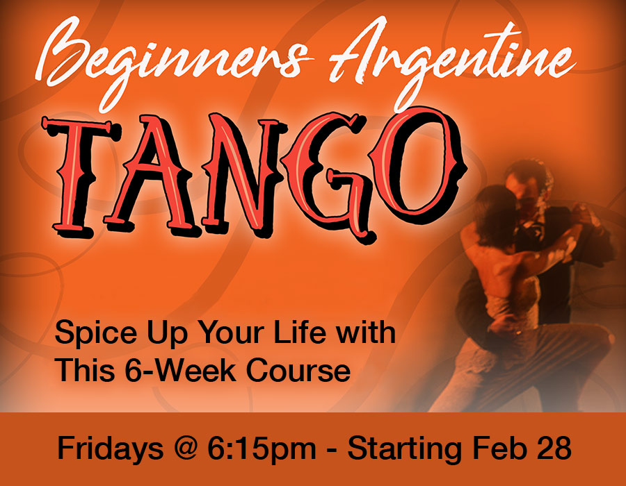 Group Dance Classes - Argentine Tango