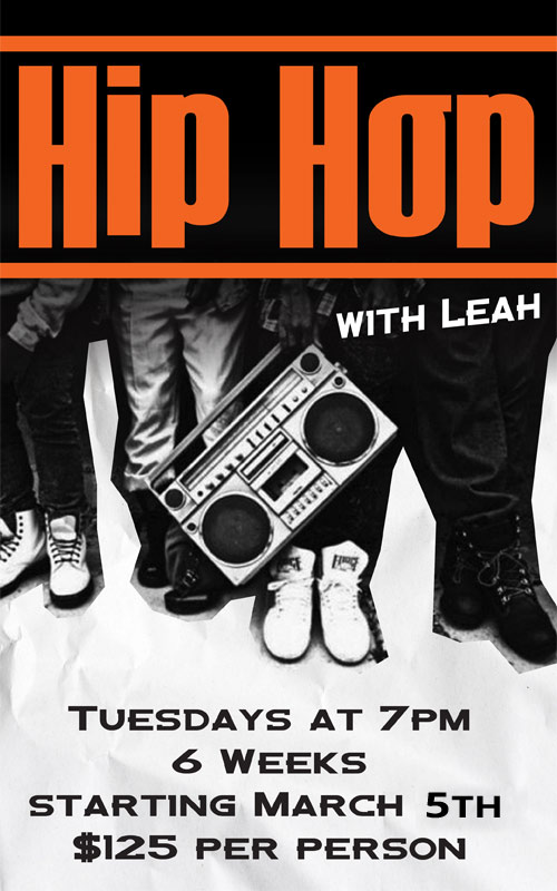 Learn the Basics of Hip Hop Dance Class
