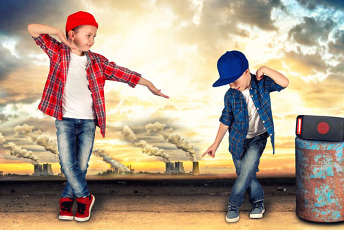 Kids Hip Hop & Latin Fusion Lessons