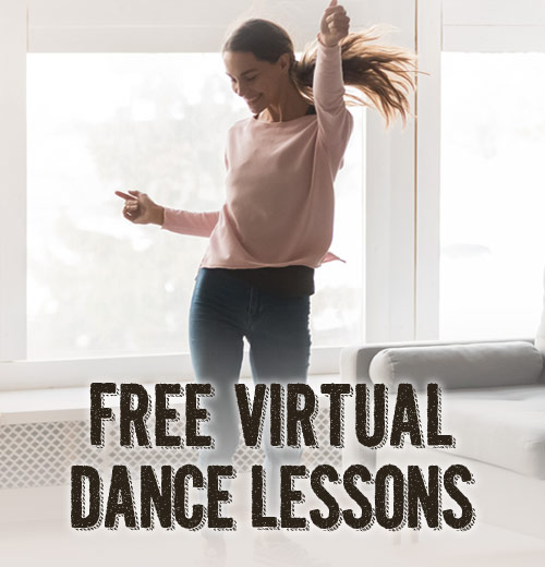 Free Virtual Online Dance Lessons