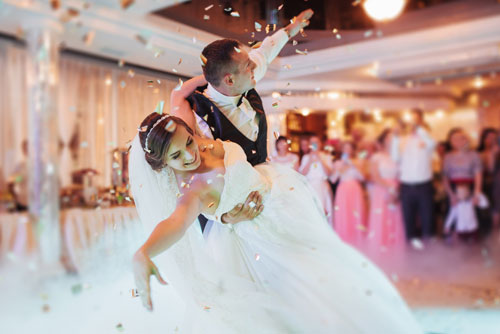Wedding Dance Lessons & Wedding Venue Rental